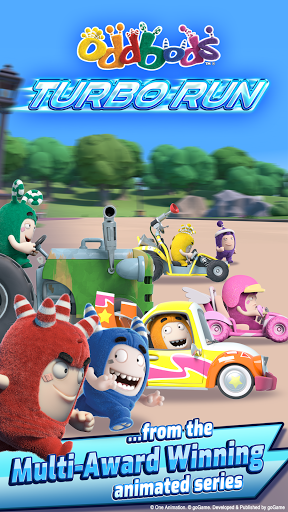 Oddbods Turbo Run 1.9.0 screenshots 1