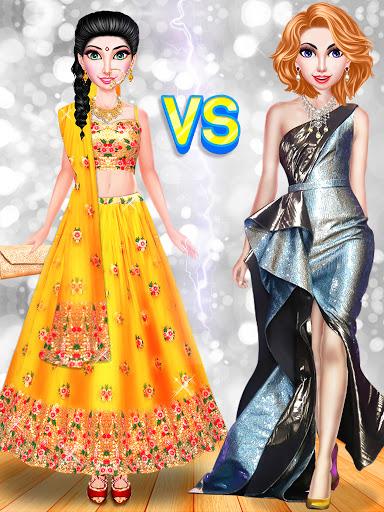 Supermodel- Fashion Stylist Beauty-Dress up -Girls 1.0.4 screenshots 3