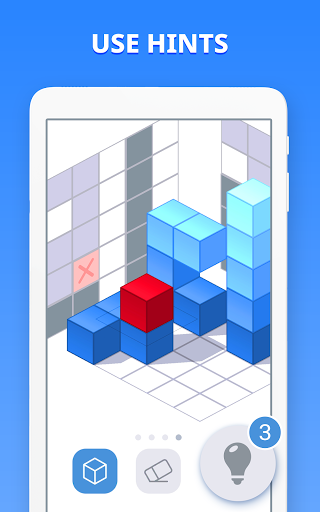 Isometric Puzzle - Block Game 1.0.6 screenshots 12