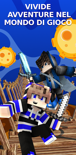 Scarica Mods Mappe Skin per Minecraft mod apk 1