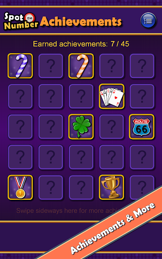 Spot the Number - Games for Adults and Kids 4.0.9.0 screenshots 10