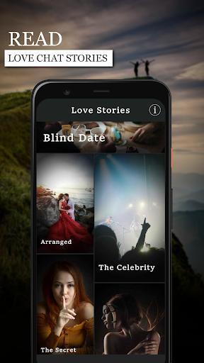 Code Triche Love Stories: Jeux d'histoires de texte (Astuce) APK MOD screenshots 1