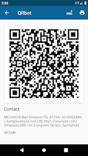 QRbot: QR & barcode reader v2.7.1 [Unlocked] [Mod] 4
