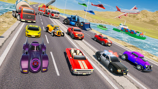 Mini Car Games: Police Chase  screenshots 12