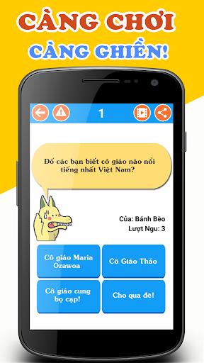 Hỏi Ngu Hại Não - Đố Vui Hại Não  screenshots 3
