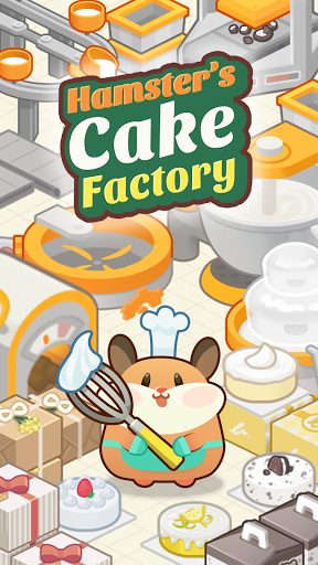 Hamster's Cake Factory - Idle Baking Manager 1.0.3 screenshots 16