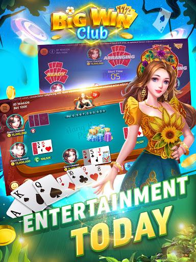 Big Win Club - Slots, Color Game, Tongits 1.05 screenshots 1