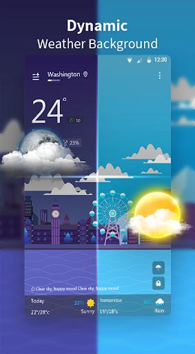 Weather Forecast - Live Weather Alert & Widget 1.13 Screenshots 6