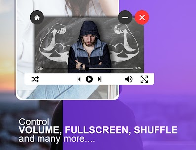 Video PopUp Player Premium v1.2 MOD APK by Mantra Tech Apps 5