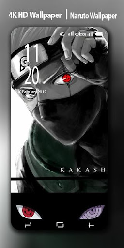 Ninja Ultimate Konoha Premium Wallpaper 4K+  Screenshots 4