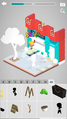 パチッとパズル(Snap Puzzle)のおすすめ画像5