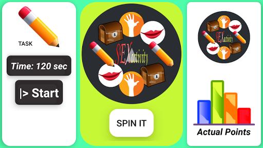 Sex Activity - Board Game  screenshots 1