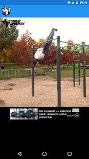 Street Gymnastic