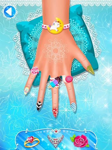 Nail Salon : Nail Designs Nail Spa Games for Girls 1.4.1 Screenshots 12