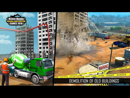 Mobile Home Builder Construction Games 2021 1.9 screenshots 15