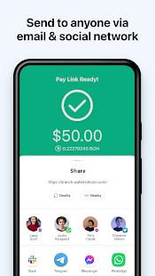 Bitcoin Wallet: buy BTC, BCH & ETH 7.0.7 screenshots 3