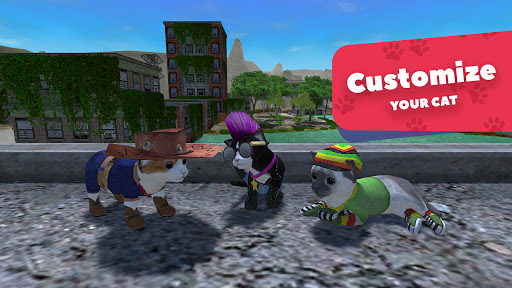 Cat Simulator - Animal Life 1.0.1.3 screenshots 3