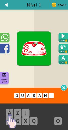 Logo Test: Brazil Brands Quiz, Guess Trivia Game 2.3.2 screenshots 5