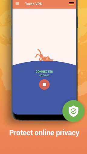 Turbo VPN – Unlimited Free VPN & Secure privacy