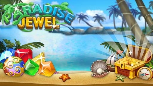 Paradise Jewel: Match 3 Puzzle  screenshots 22