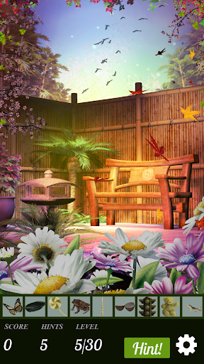 Hidden Objects World: Garden Gazing Adventure 1.0.7 de.gamequotes.net 3