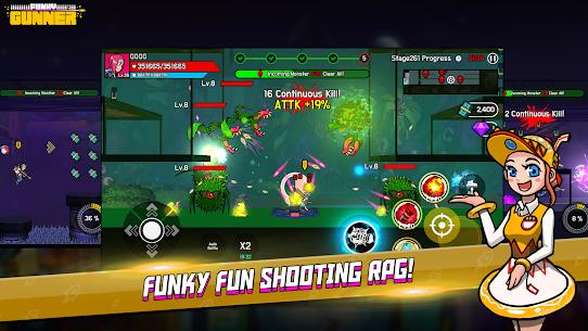 FUNKYGUNNER : Online Shooting RPG Online Hack Android & iOS 1