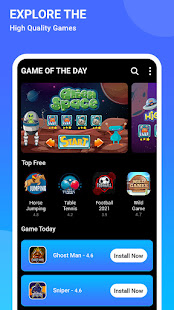 App Store Your Play Store - iphone Style App Store 1.1 Screenshots 5