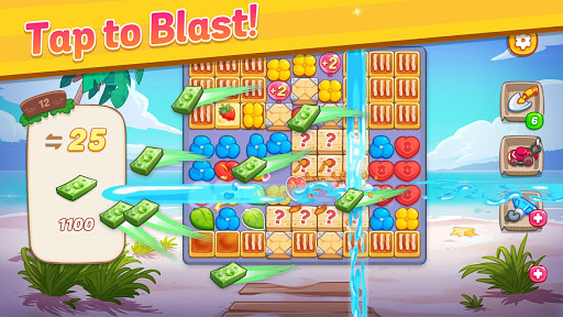 Ohana Island - Design Flower Shop & Blast Puzzle 1.1.9 screenshots 6