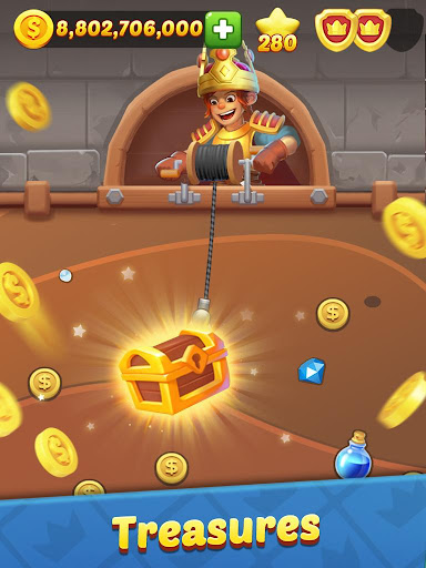 Crazy Coin - Spin Master 1.7.0 screenshots 4