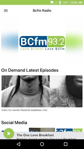 bcfm radio screenshot 1