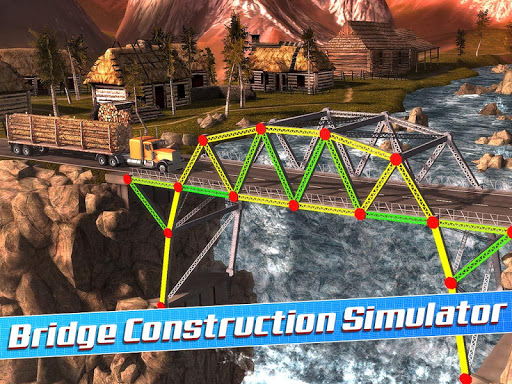 Bridge Construction Simulator 1.2.7 Screenshots 8