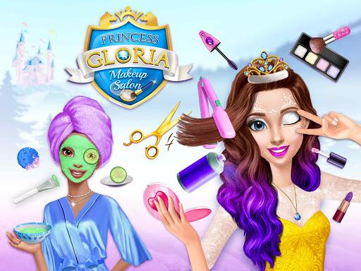 Princess Gloria Makeup Salon apkmr screenshots 9