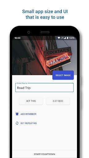 Time Until | Beautiful Countdown App + Widget 3.0.3 Screenshots 8