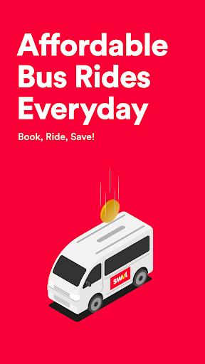 Swvl - Bus & Car Booking App android2mod screenshots 1