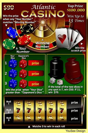 Lottery Scratch Off EVO EVO 30 screenshots 2