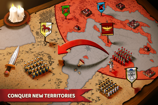 Grow Empire: Rome 1.4.61 screenshots 3