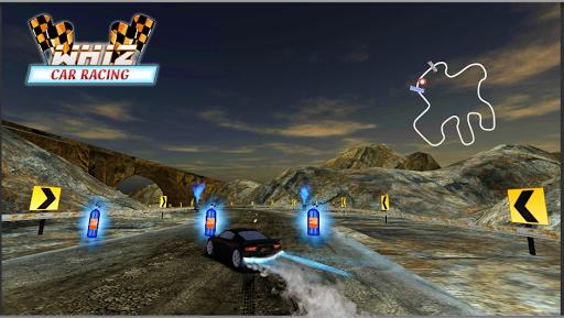 Whiz Car Racing screenshot 2