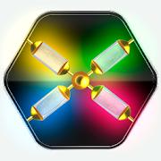 Hexalight - zen puzzle like a rubix cube