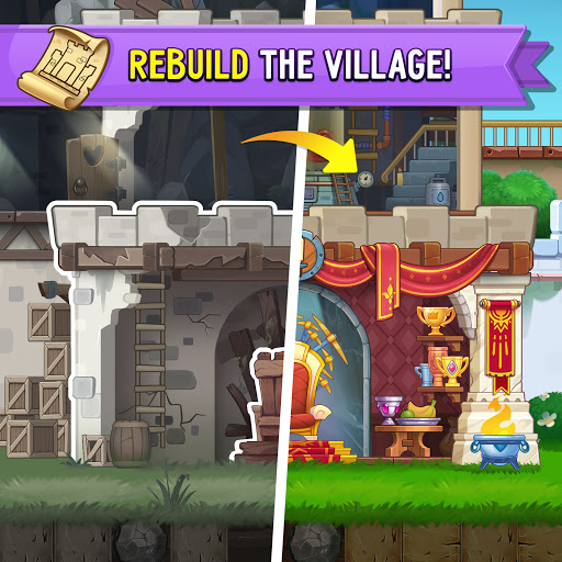 Dig Out! - Gold Digger Adventure  screenshots 10