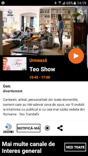 Orange TV Go apktram screenshots 2