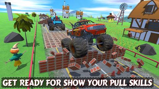 Trucks Tug of war: Monster Pull Match  screenshots 3