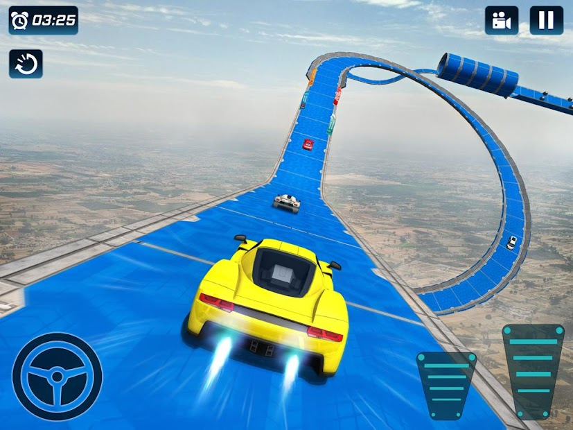 Ramp Car Gear Racing 3D: New Car Game 2021 screenshot 13