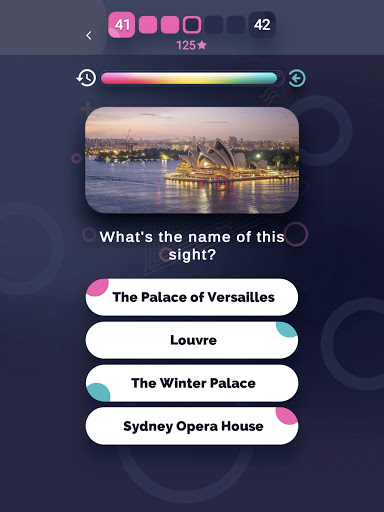 Robo Quiz - free offline trivia AI brain test game 1.5.3 screenshots 1