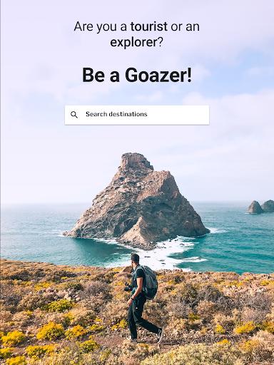 GOAZ: Travel Stories, Trips & Tips. Be an Explorer 6.27.0 Screenshots 11