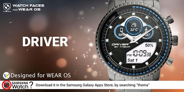 Driver Watch Face v1.21.03.1018 (Paid) 1
