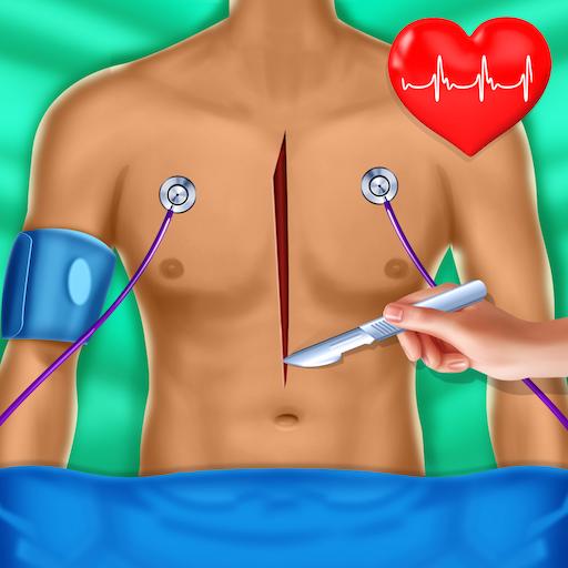 Piede e ginocchio Doctor - Cuore Chirurgia Gioco