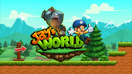 Jay's World - Super Adventure 1.4 screenshots 5