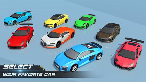 Sky Car Parking 2019 apkpoly screenshots 5