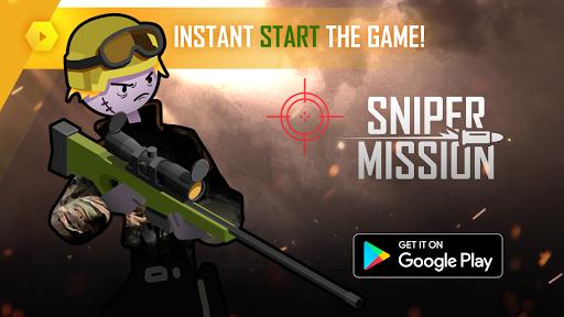 Stick Sniper Mission  screenshots 3