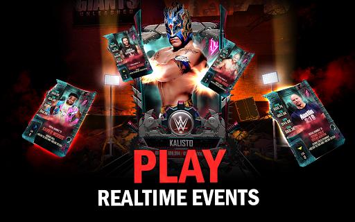 WWE SuperCard - Multiplayer Collector Card Game Apkfinish screenshots 17